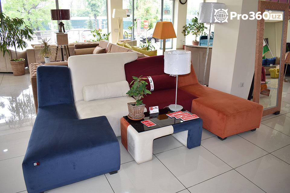 интересная мебель в Ташкенте