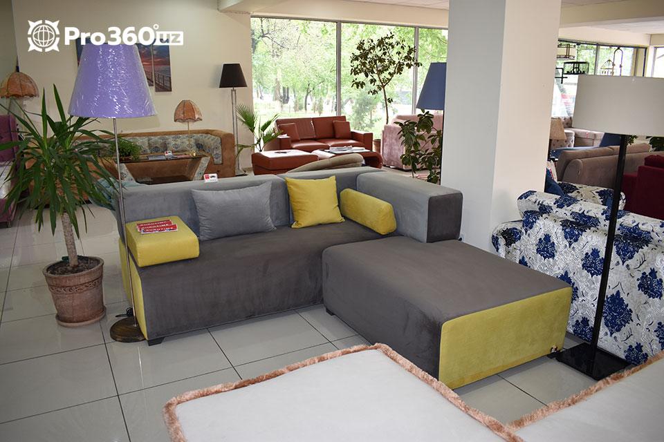 мебельный салон в Ташкенте
